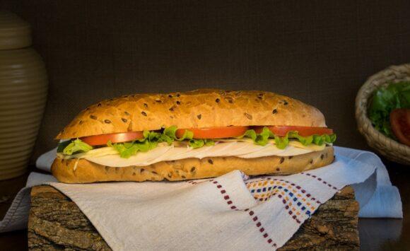FIT i VEGE sendviči u Dergez trgovinama!