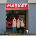Otvoren novi Dergez market u Koprivnici!