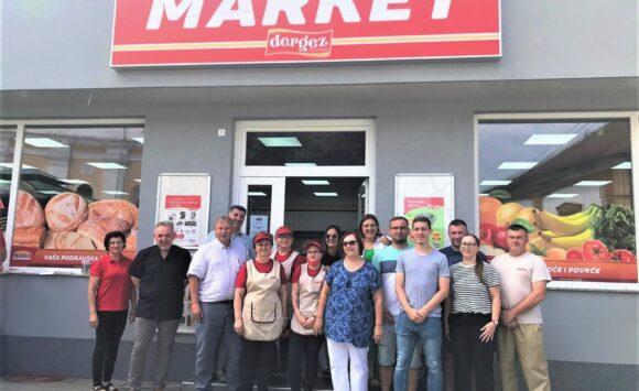 Otvoren novi Dergez market u Novigradu Podravskom!